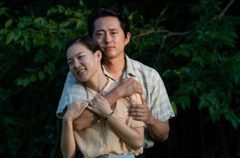 La coppia sposata protagonista di Minari