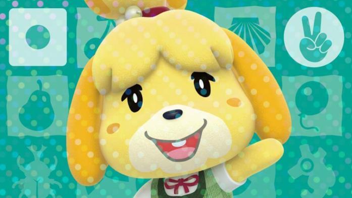 Un'immagine promozionale di Animal Crossing Pocket Camp