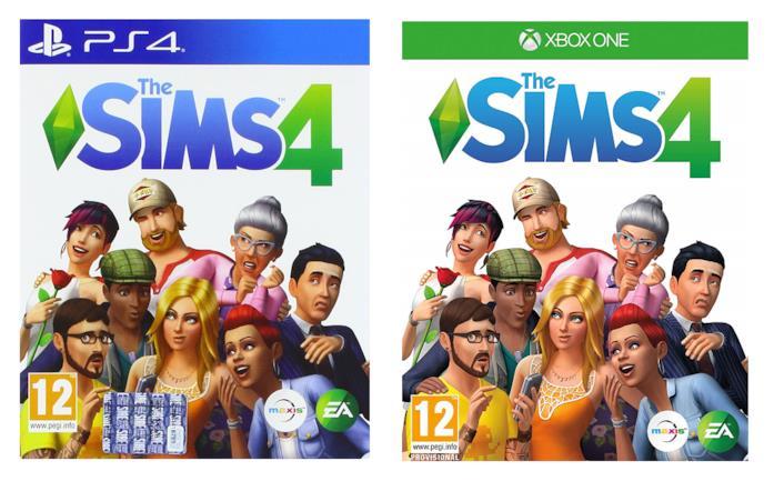 The Sims 4 per PS4 e Xbox One