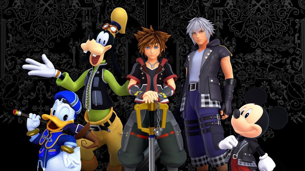 Kingdom Hearts protagonisti