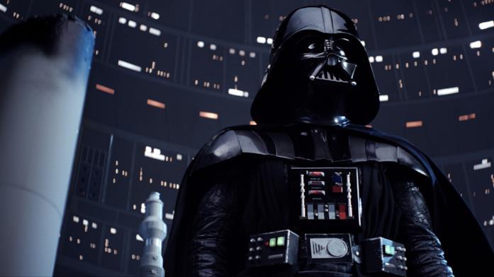 Darth Vader ne L'impero colpisce ancora