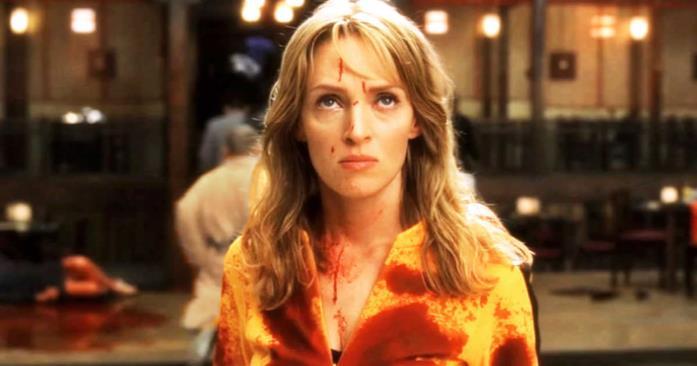 Uma Thurman, La Sposa in Kill Bill