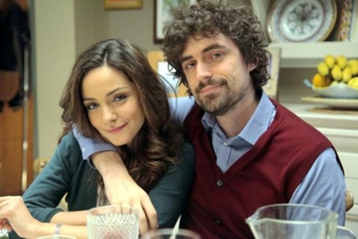 Sara e Lorenzo in Un medico in famiglia