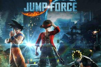 Jump Force Cover personaggi