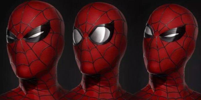 Cappuccio tuta Spider-Man