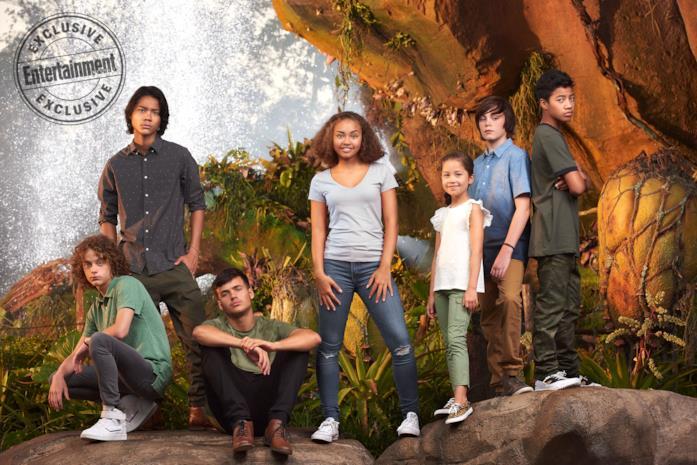 Il giovane cast di Avatar 2 posa per Entertainment Weekly