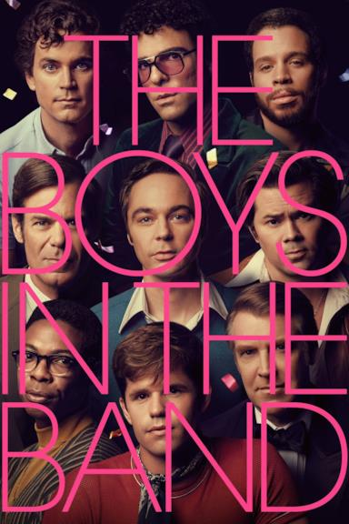 Poster The Boys in the Band
