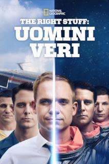 Poster The Right Stuff: Uomini Veri