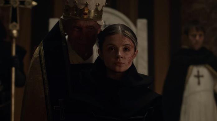 Sorella Iris e il papa