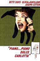 Poster Piano... piano dolce Carlotta