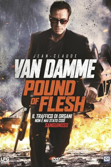 Poster Pound of Flesh