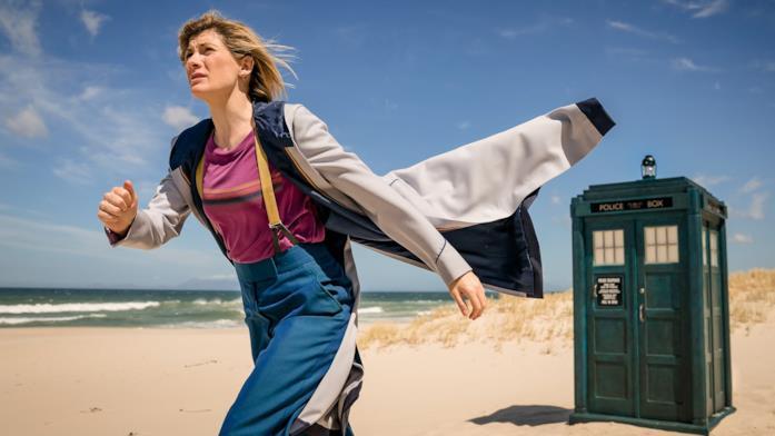Il Dottore donna nella stagione 12 di Doctor Who