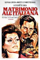 Poster Matrimonio all'italiana