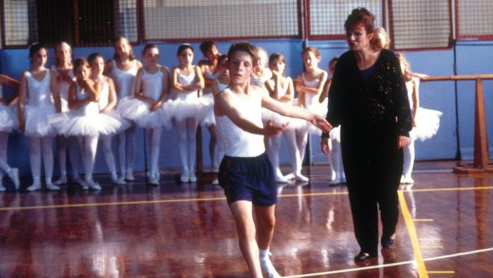 Jamie Bell è Billy Elliot