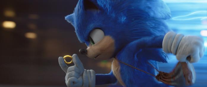 Sonic anelli