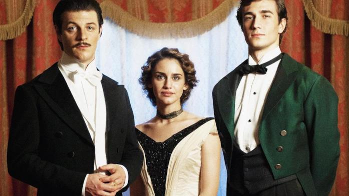 I protagonisti della versione italiana di Grand Hotel