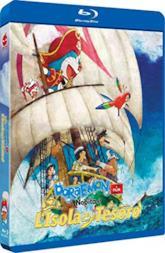 Doraemon - Il Film: Nobita E L'Isola Del Tesoro (BD)