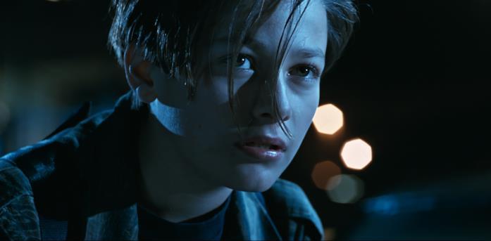 Edward Furlong in un'immagine di Terminator 2
