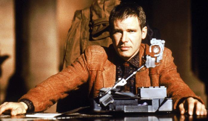 Rick Deckard e la macchina per il test di Voight-Kampff