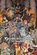 Poster Granblue Fantasy The Animation