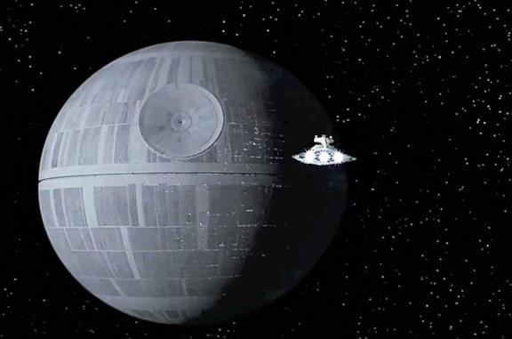 La Morte Nera: storia e curiosità nella saga di Star Wars