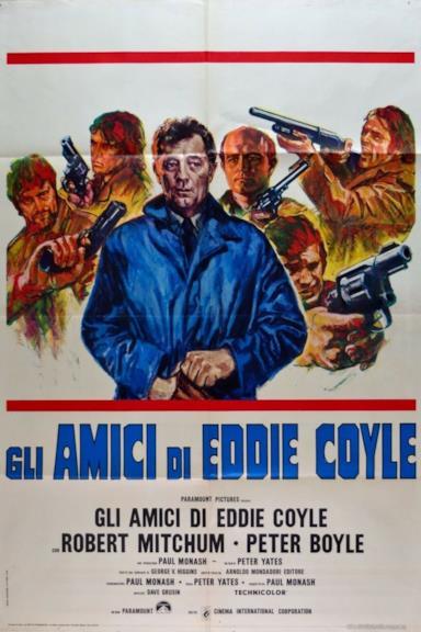 Poster Gli amici di Eddie Coyle