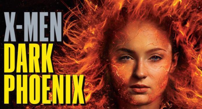 L'incredibile potere di Sophie Turner protagonista di X-Men: Dark Phoenix
