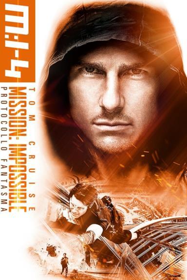 Poster Mission: Impossible - Protocollo fantasma