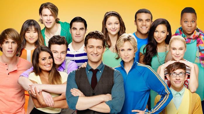 Glee tutte le stagioni