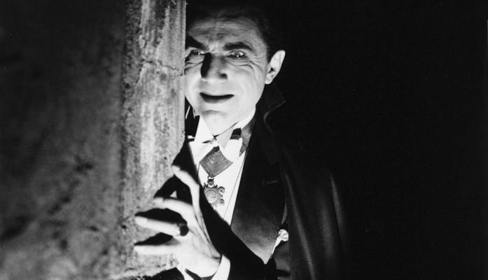 Bela Lugosi nella parte di Dracula