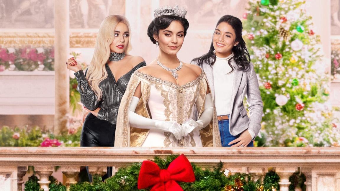 Nei panni di una principessa: ci risiamo!, il trailer di Netflix