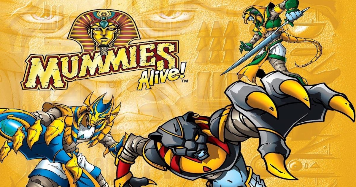 Mummys Alive