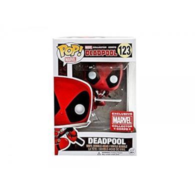 Funko - Figurine Marvel - Deadpool Collector Corps Exclusive Pop 10cm - 0635231876218