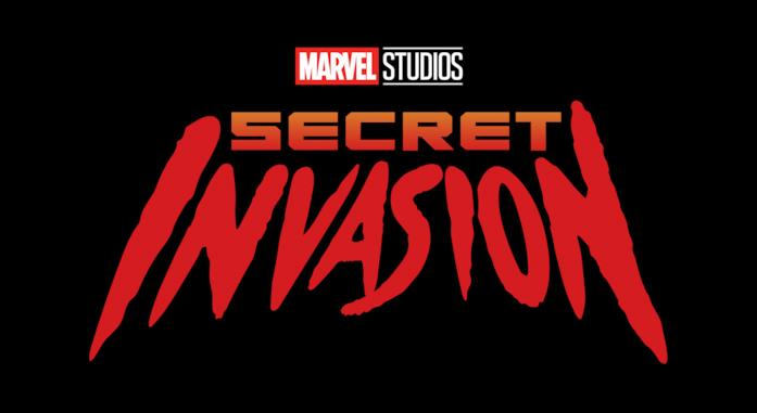 Il logo di Secret Invasion, nuova serie originale per Disney+