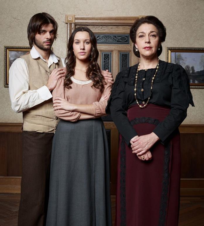 Cast della soap Il Segreto