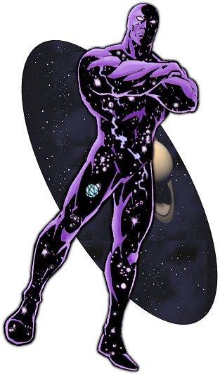 Illustrazione di Kronos, personaggio dei Marvel Comics