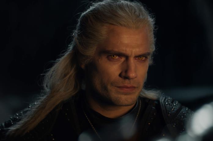Geralt di Rivia - Henry Cavill - The Witcher