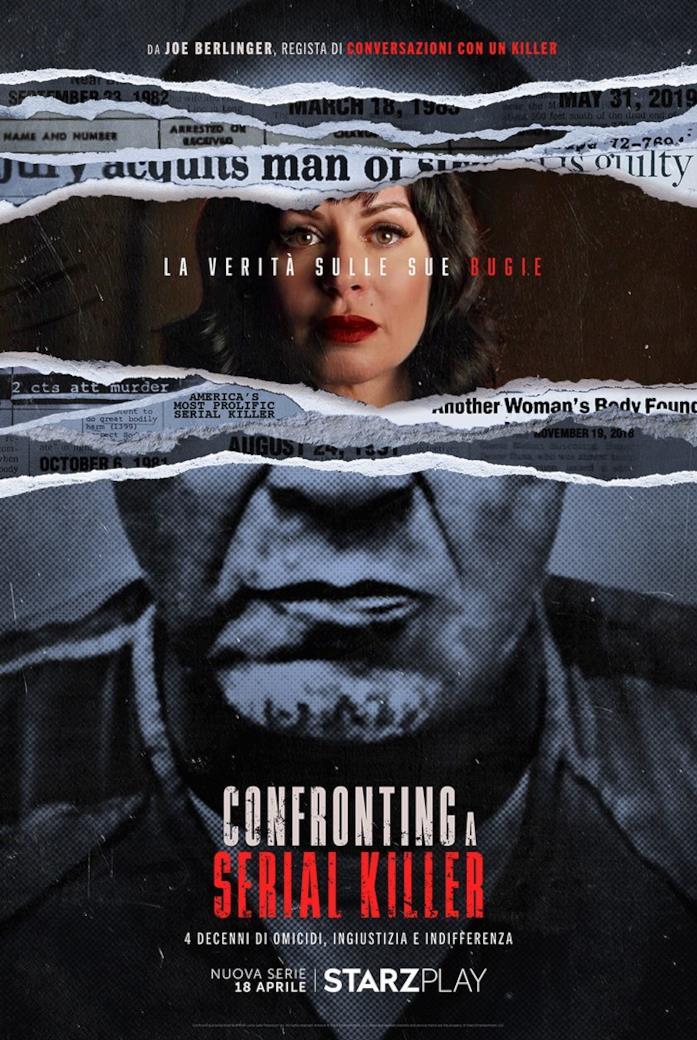 A confronto con un serial killer poster