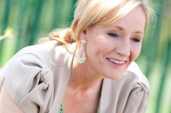J. K. Rowling by Daniel Ogren