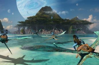 I Na'vi in una nuova concept art