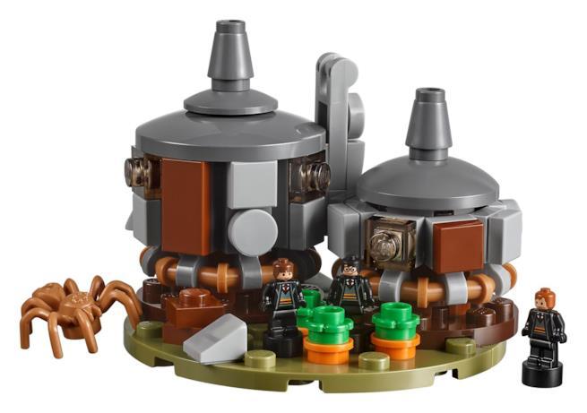 Capanna di Hagrid LEGO