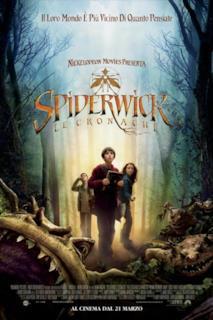 Poster Spiderwick - Le cronache