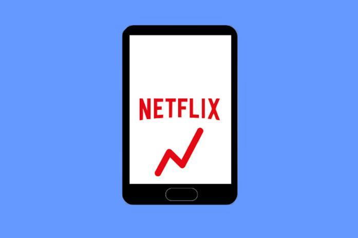 Il logo di Netflix in un'immagine simbolo