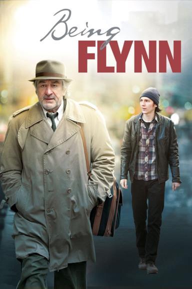 Poster Being Flynn