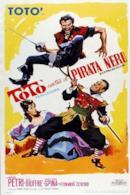 Poster Totò contro il Pirata Nero