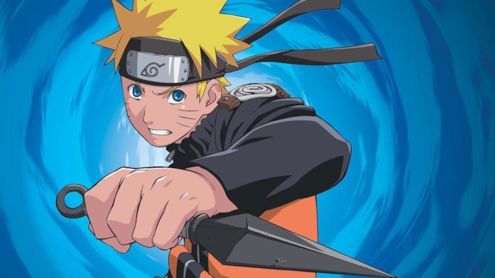 Naruto seconda serie animata