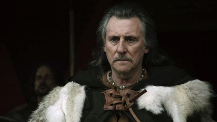 Gabriel Byrne in Vikings