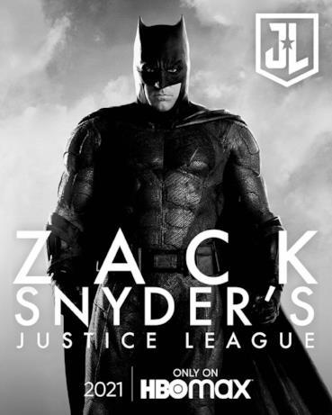 Justice League: The Snyder Cut - Batman