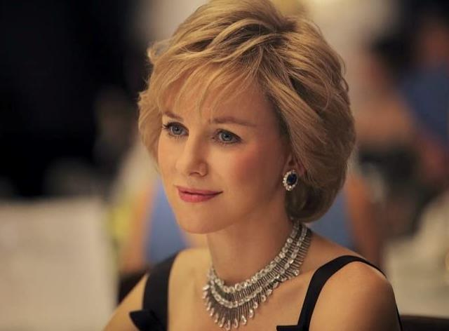 Naomi Watts in Diana - La storia segreta di Lady D