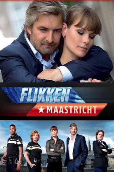 Poster Flikken - Una coppia in giallo